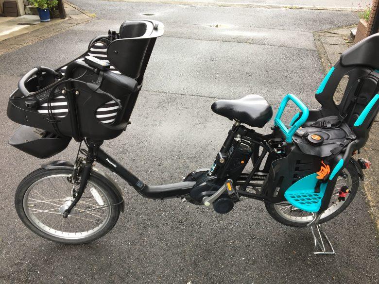 自転車 チャイルドシート OGK