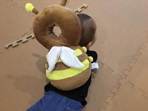 アマゾン 蜂 クッション 赤ちゃん