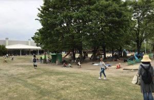 京都競馬場 公園